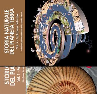 Storia naturale del pianeta terra. Paleontologia generale. Evoluzione della vita