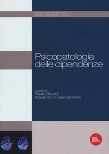 Grandtoureventi.it Psicopatologia delle dipendenze Image