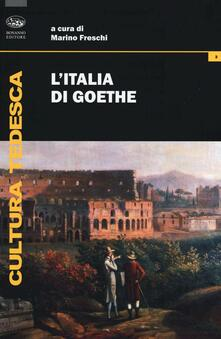 Daddyswing.es L' Italia di Goethe Image