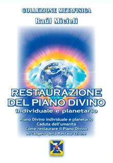 Antondemarirreguera.es Restaurazione del piano divino Image