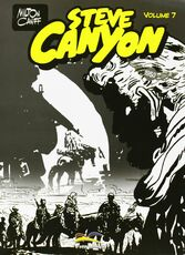 Libro Steve Canyon. Vol. 7 Milton Caniff