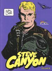 Libro Steve Canyon. Vol. 8 Milton Caniff