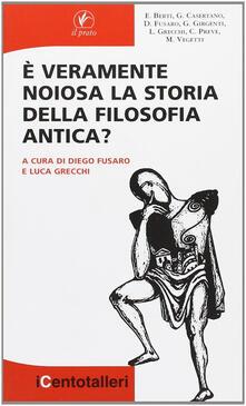 Grandtoureventi.it È veramente noiosa la storia della filosofia antica? Image
