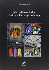 Microclimate inside cultural heritage buildings