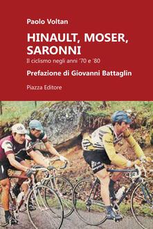 Squillogame.it Hinault, Moser, Saronni. Il ciclismo negli anni '70 e '80 Image