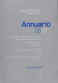 Tegliowinterrun.it Annuario 2009. Il giudice delle obbligazioni e dei contratti delle pubbliche amministrazioni Image