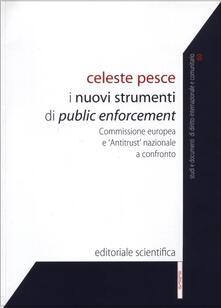 Criticalwinenotav.it I nuovi strumenti di public enforcement. Commissione europea e «antitrust» nazionale a confronto Image