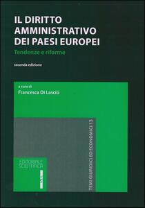 Il diritto amministrativo dei paesi europei. Tendenze e riforme