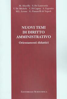 Antondemarirreguera.es Nuovi temi di diritto amministrativo. Orientamenti didattici Image