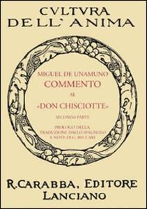Commento al «Don Chisciotte». Vol. 2