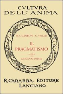 Amatigota.it Il pragmatismo Image