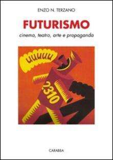Listadelpopolo.it Futurismo. Cinema, teatro, arte e propaganda Image