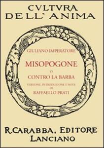 Misopogone o contro la barba