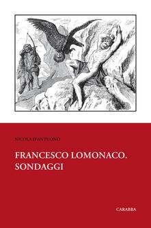 Amatigota.it Francesco Lomonaco. Sondaggi Image