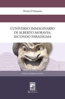 Premioquesti.it L' universo immaginario di Alberto Moravia. Secondo paradigma Image