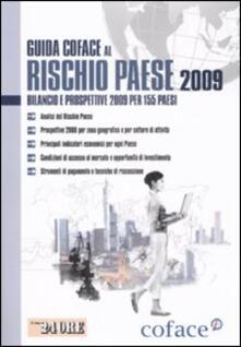Winniearcher.com Guida al rischio paese 2009. Bilancio e prospettive 2009 per 155 paesi Image