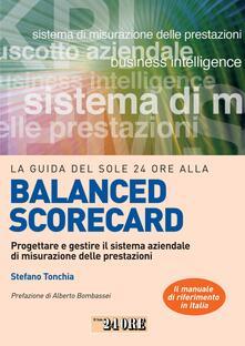 La Guida del Sole 24 Ore alla balanced scorecard - Stefano Tonchia - ebook