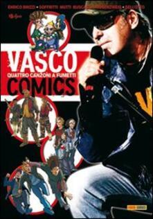Antondemarirreguera.es Vasco comix. Quattro canzoni a fumetti Image