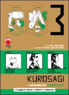 Kurosagi. Vol. 3 - Otsuka Eiji - copertina