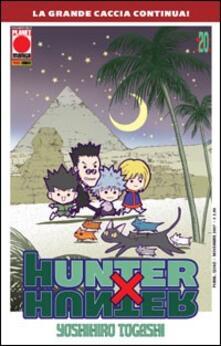 Fondazionesergioperlamusica.it Hunter x Hunter. Vol. 20 Image