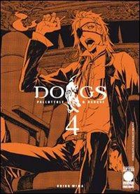 Dogs. Vol. 4 di Miwa Shirow