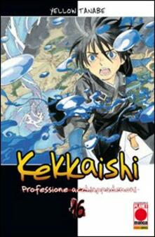 Recuperandoiltempo.it Kekkaishi. Professione acchiappademoni. Vol. 16 Image