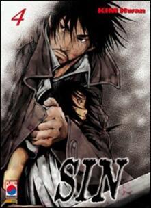 Sin. Vol. 4 - copertina
