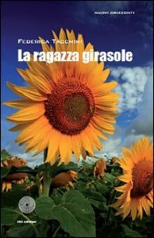 La ragazza girasole - Federica Tacchini - copertina