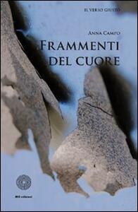 Frammenti del cuore - Anna Campo - copertina