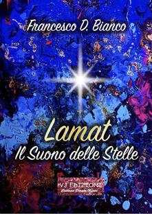 Lamat. Il suono delle stelle - Francesco D. Bianco - copertina