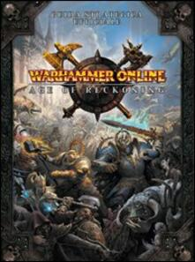 Warhammer online. Age of reckoning. Guida strategica ufficiale - Mike Searle - copertina