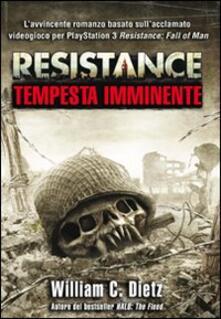 Antondemarirreguera.es Resistance. Tempesta imminente Image
