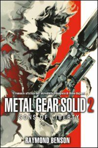 Metal gear solid. Vol. 2: Sons of liberty.