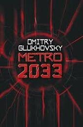 Metro 2033 copertina