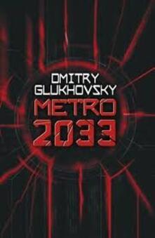 Metro 2033 - Dmitry Glukhovsky - copertina
