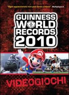 Guinness World Record 2010 - Gamer`s Ed.