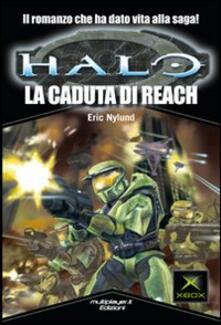 Ristorantezintonio.it Halo. La caduta di Reach. Ediz. speciale Image