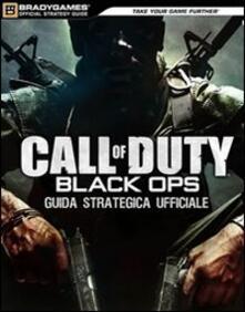 Letterarioprimopiano.it Call of Duty: Black Ops. Guida strategica ufficiale Image