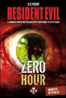 Radiospeed.it Resident Evil. Zero hour Image