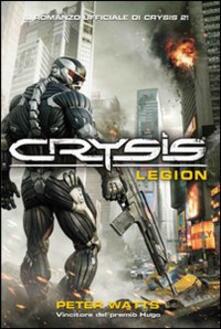 Radiospeed.it Crysis. Legion Image