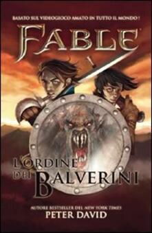 Librisulrazzismo.it Fable. L'ordine dei Balverini Image
