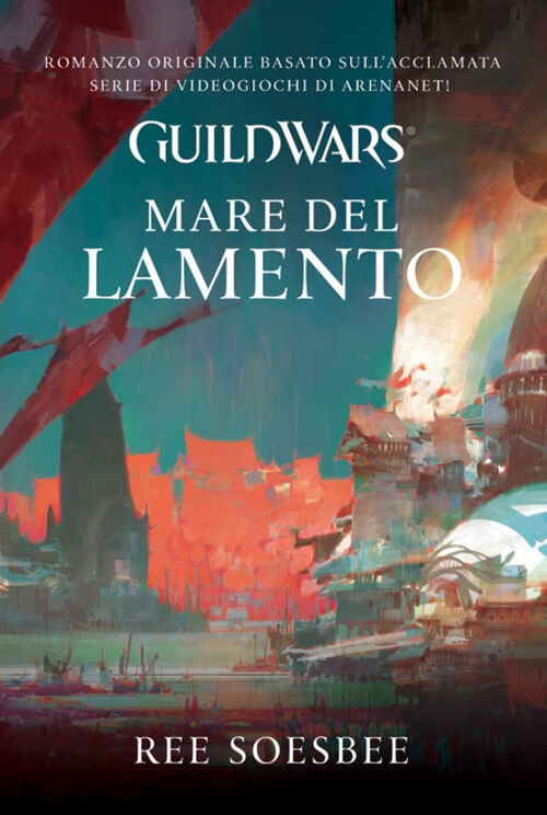 Guild Wars. Mare del lamento