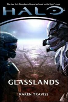 Halo Glasslands. Kilo-Five trilogy. Vol. 1 - Karen Traviss - copertina