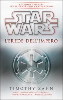 Winniearcher.com Star Wars. L'erede dell'impero. La trilogia di Thrawn. Vol. 1 Image