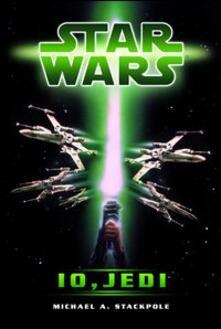 Antondemarirreguera.es Star Wars. Io, Jedi Image
