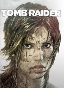 Tomb Raider. The art of survival - copertina