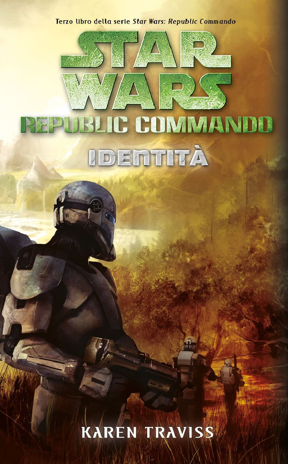 Identità. Star Wars. Republic Commando