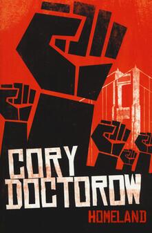 Homeland - Cory Doctorow - copertina