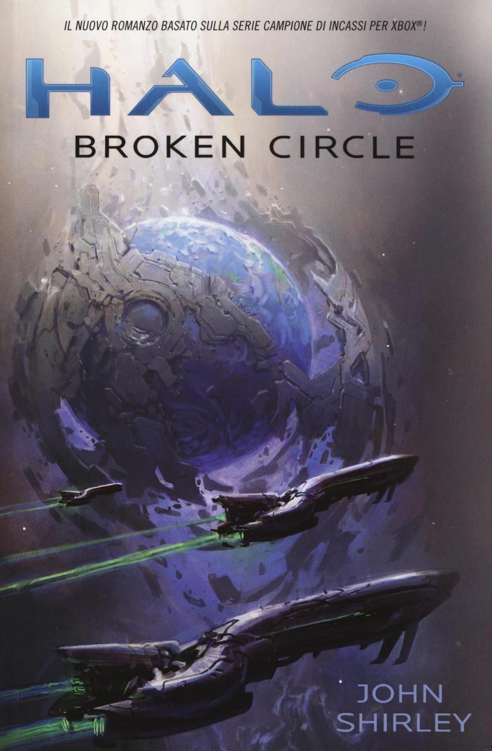 Halo. Broken Circle
