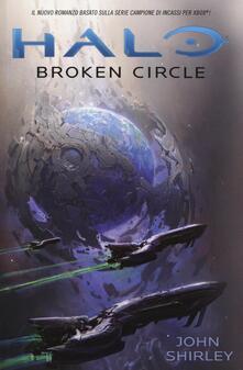 Voluntariadobaleares2014.es Halo. Broken Circle Image